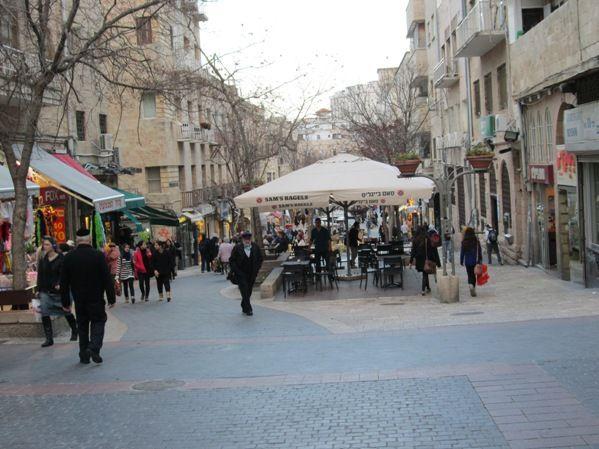 Ben Yehuda Street Jerusalem Israel Travel Jerusalem Israel Jerusalem