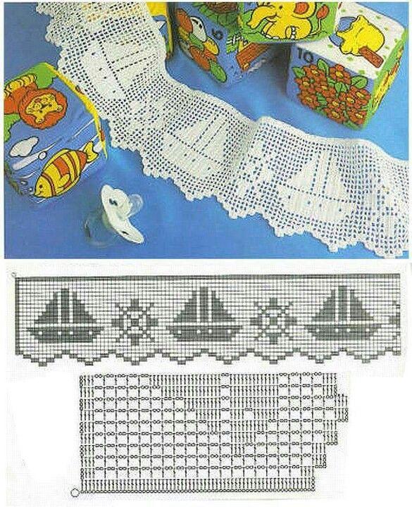 0054d06bf3388e0777d90220895ac275.jpg (585×720)   Patrones de Crochet ...