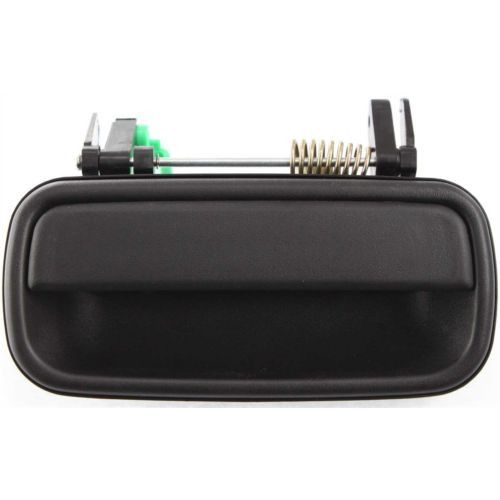 2001 2004 Toyota Tacoma Rear Door Handle Rh Outer Smooth Black 2004 Toyota Tacoma Toyota Tacoma Door Handles