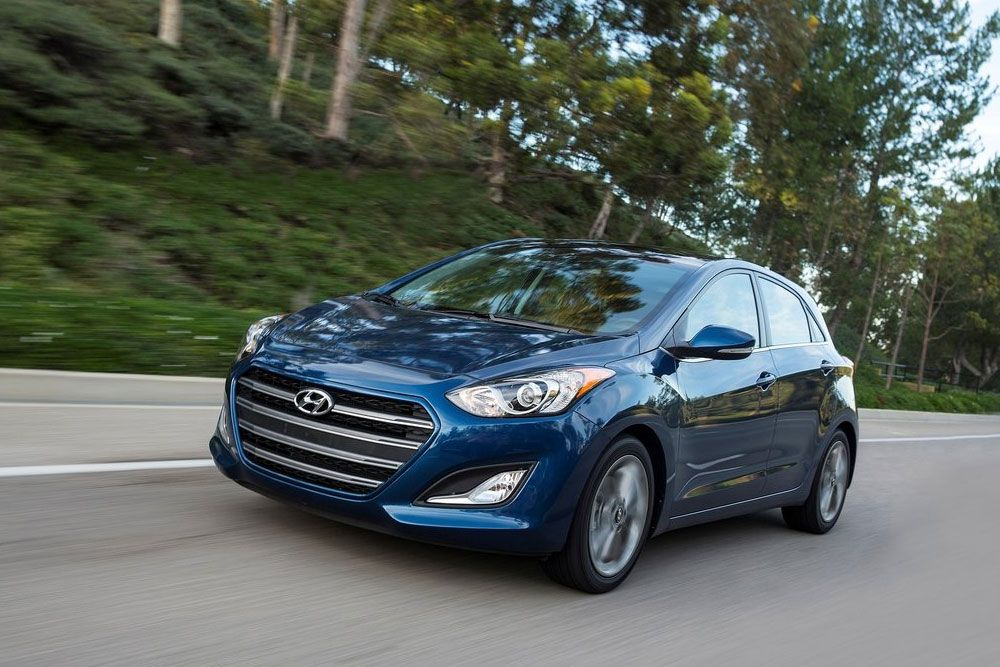 New Release 2016 Hyundai Elantra GT Review Front View Model · Top 10 Sports  CarsConvertibleKoreanChicago