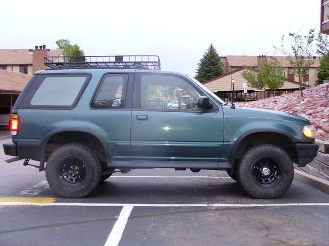 2 Lift 31 Tires Ford Explorer Ford Explorer Sport Explore