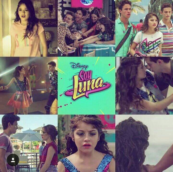 Aventuras De Soy Luna 2 New Disney Channel Shows Disney Channel Shows Disney Channel