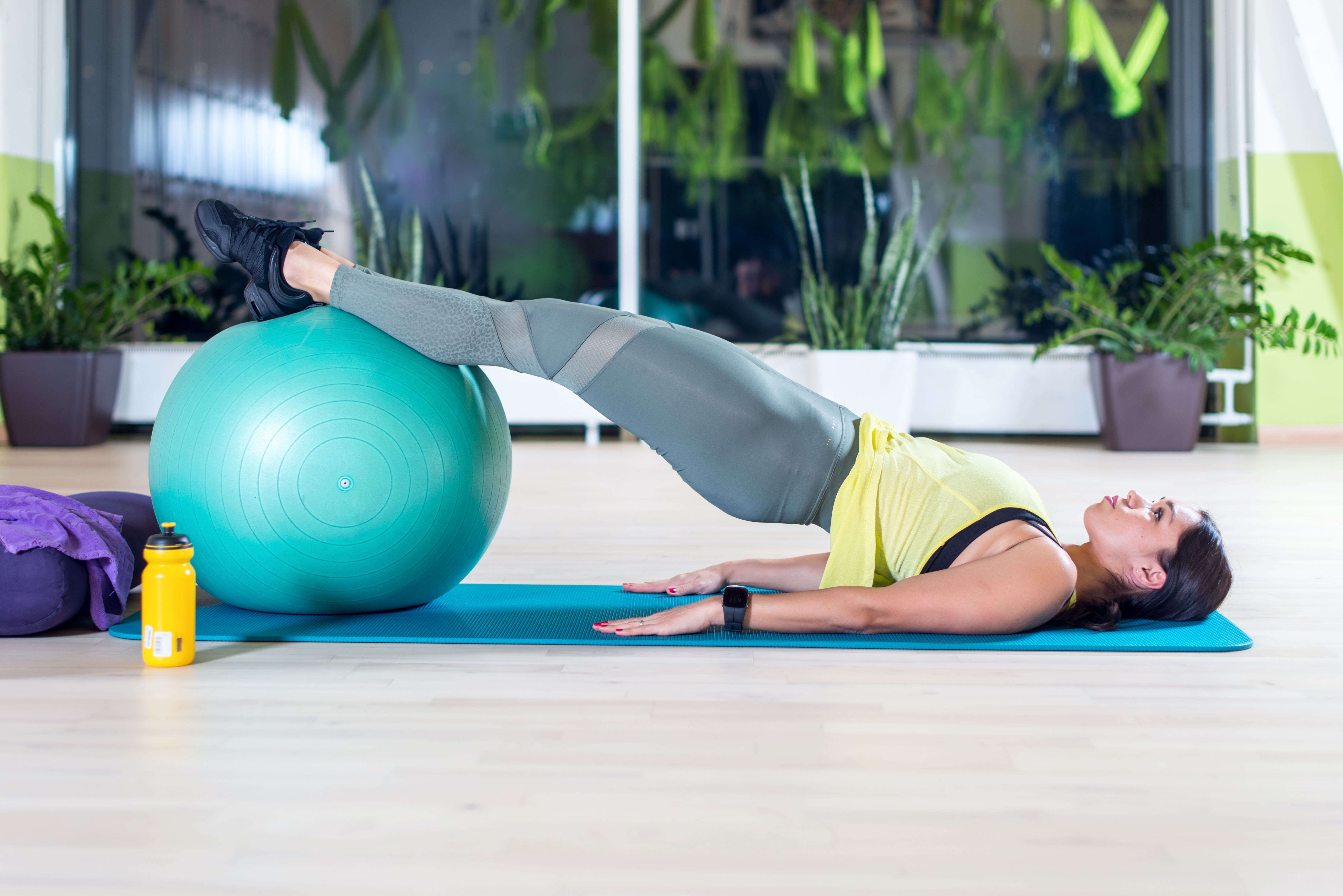 Kegel Exercises For Excellent Pelvic Health Ball