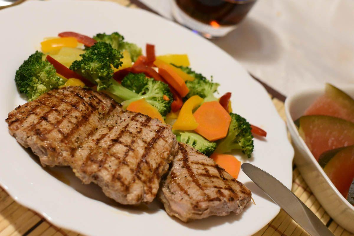 pierderea în greutate crevetă la grătar