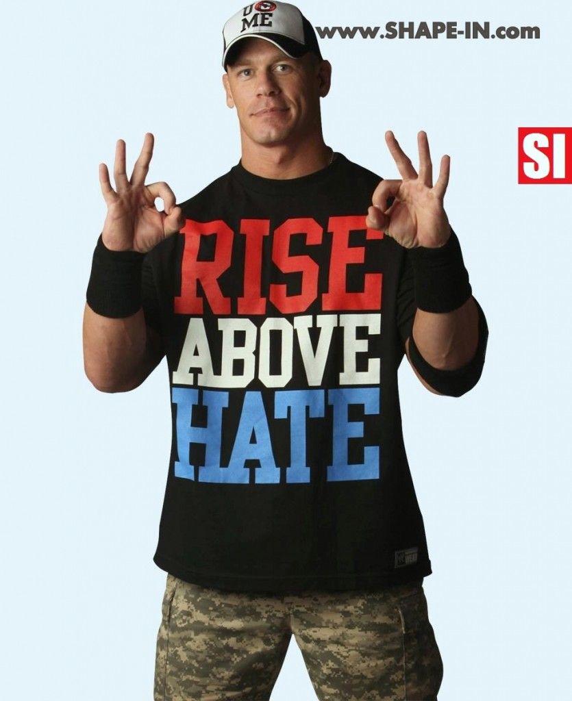 John Cena John Cena John Cena And Nikki Wwe