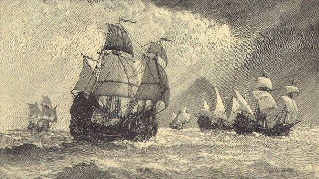 Juan Sebastián Elcano Ferdinand Magellan S Replacement: Ferdinand Magellan's Five Ships Set Sail From