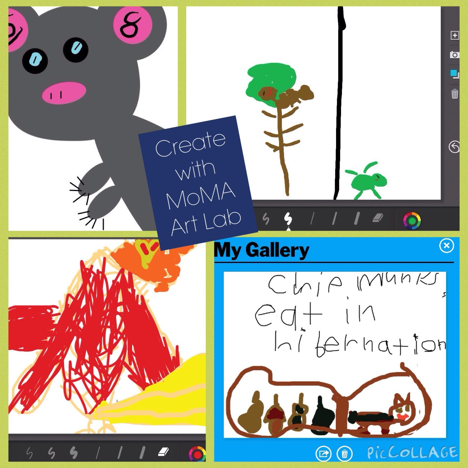 Let The Moma Art Lab App Get Your Creative Juices