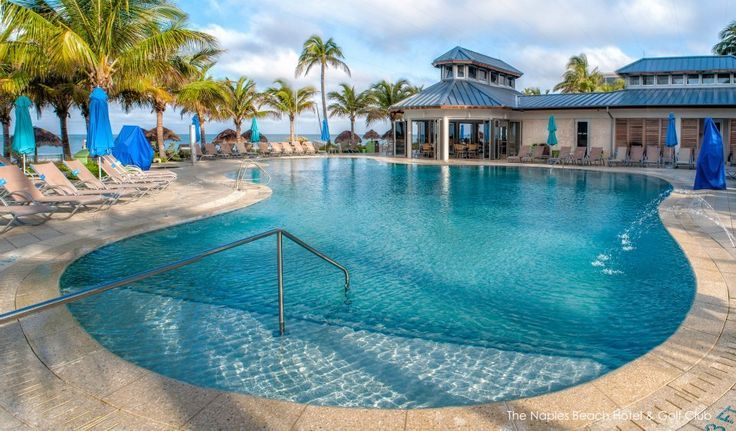 Beautiful resort located directly on the Gulf of Mexico