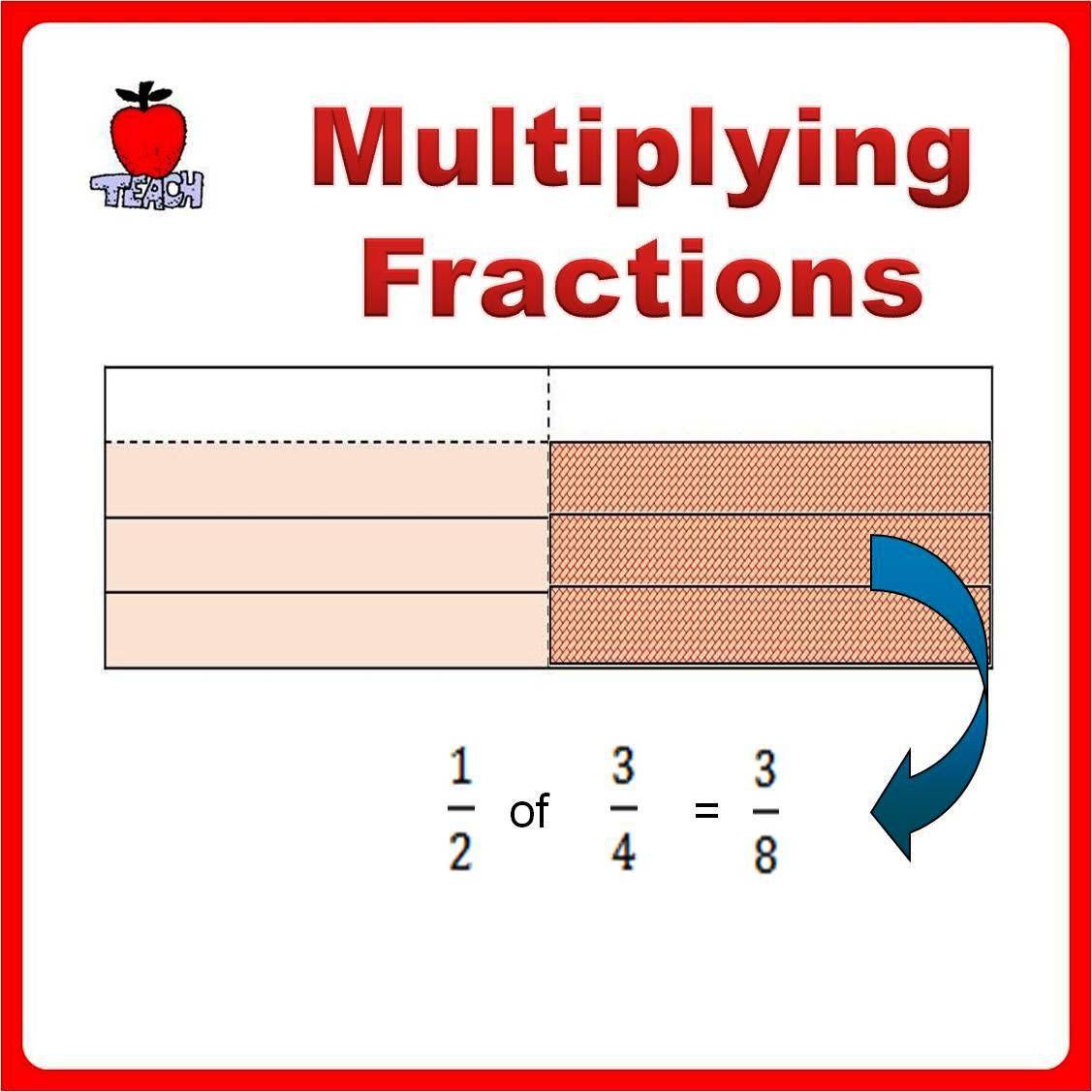 fractions worksheets, 4th grade, 5th grade - multiplying fractions