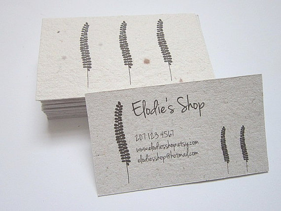 Pin By Julie White On Businessy Stuff Handmade Paper Business Cards Handmade Business Cards Medical Business Card Design