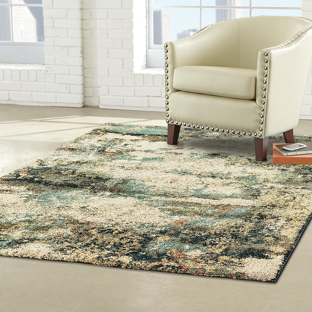 Home Decorators Collection Braxton Multi 10 Ft X 12 Ft Abstract