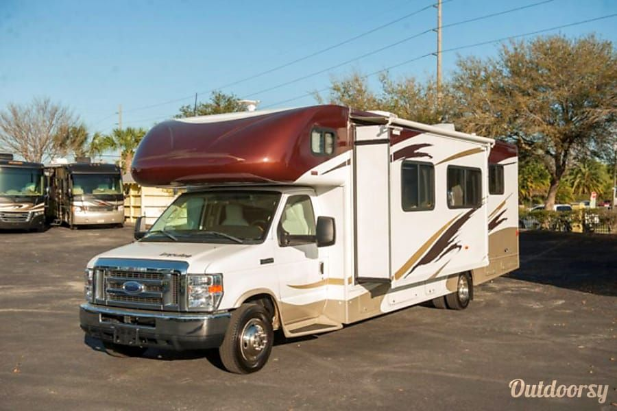 Check out this winnebago itasca impulse on outdoorsy