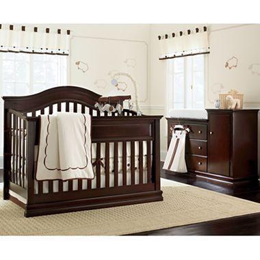 Savanna Tori 3 Pc Baby Furniture Set Espresso Jcpenny 900