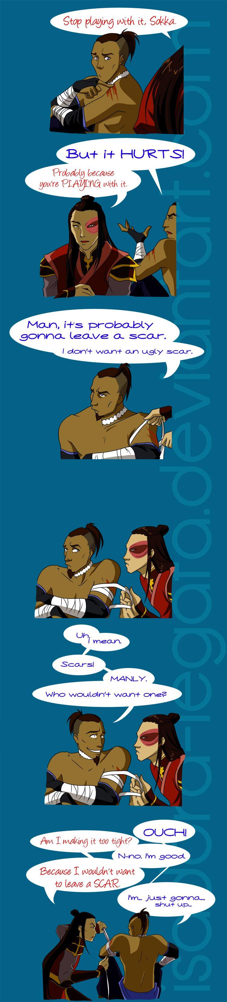 Sozu Week - Scars by Isadora-Legata.deviantart.com on @deviantART