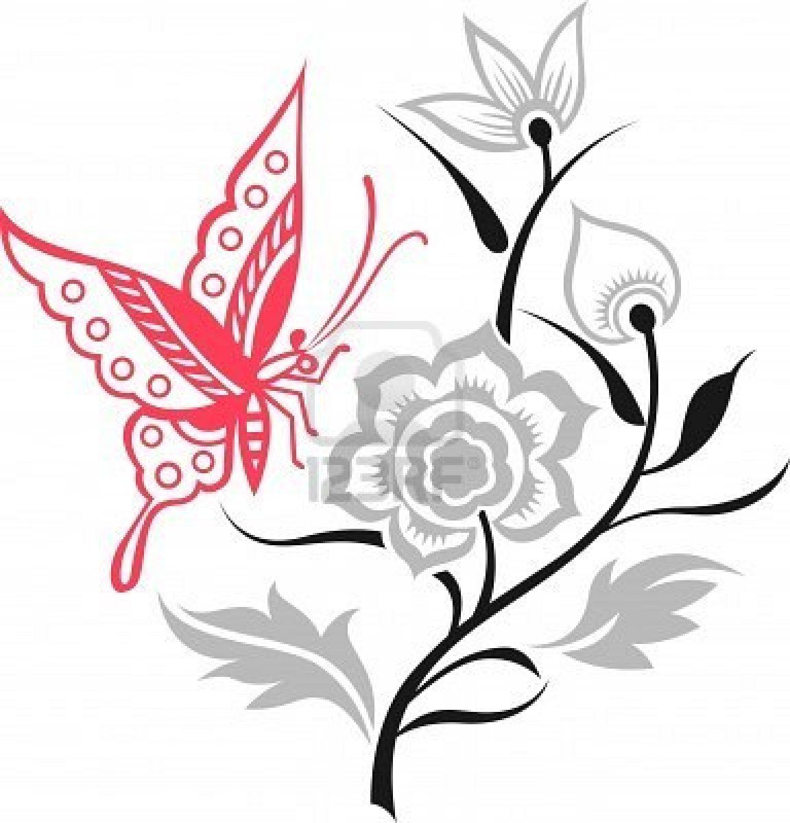 flower butterfly tattoo designs google search ideas for the