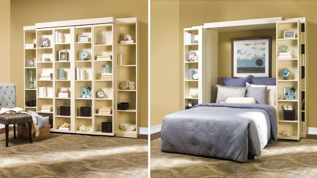 With High End Features And Functionality Not All Murphy Beds Have To Look Boring