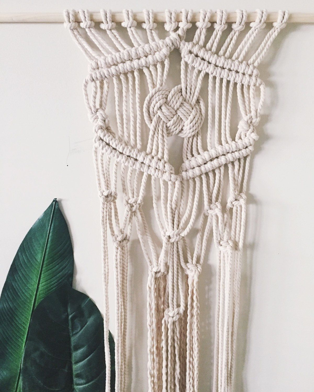 Sale Woven Rope Art Tffwht Macrame Wall Hanging Etsy Rope Art Macrame Wall Hanging Weaving Wall Hanging