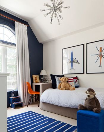 Color Of The Day Hale Navy Concepts And Colorways Cool Bedrooms For Boys Big Boy Room Boys Room Design