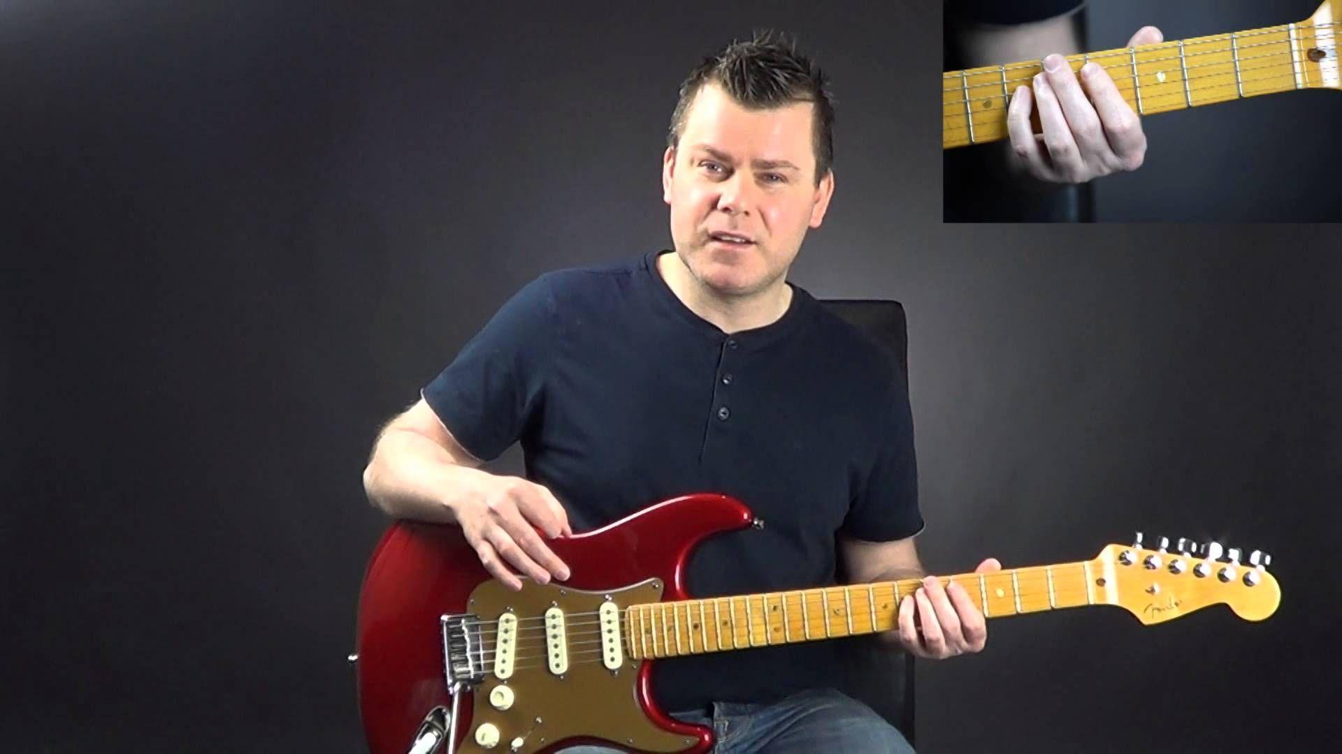 Sugar mice by marillion guitar lesson tutorial youtube.