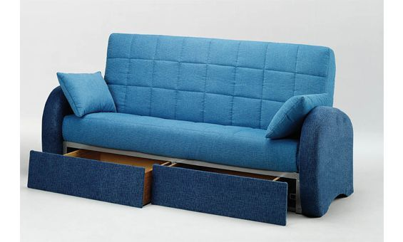 Sofa cama con cajones sofa cama tres plazas sofa cama for Sofa cama con cajones