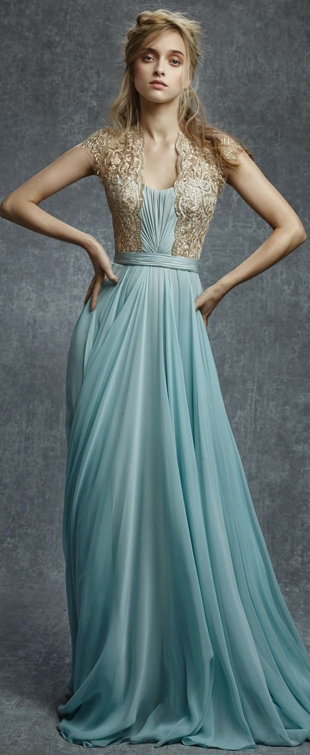 Krikor Jabotian | Women\'s Runway | Pinterest | Gowns, Clothes and Prom