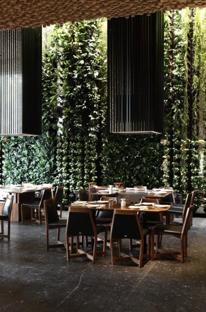 El Japonez Restaurant, Mexico City by Serrano Cherrem Architects