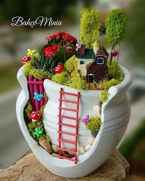 Pin By Patty Smyth On Fairy Garden