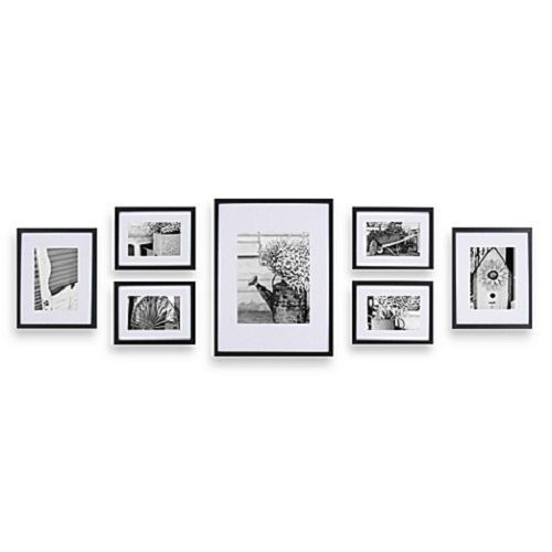 Large Multi Picture Frame Photo Collage Gallery Wedding Wall Art ...