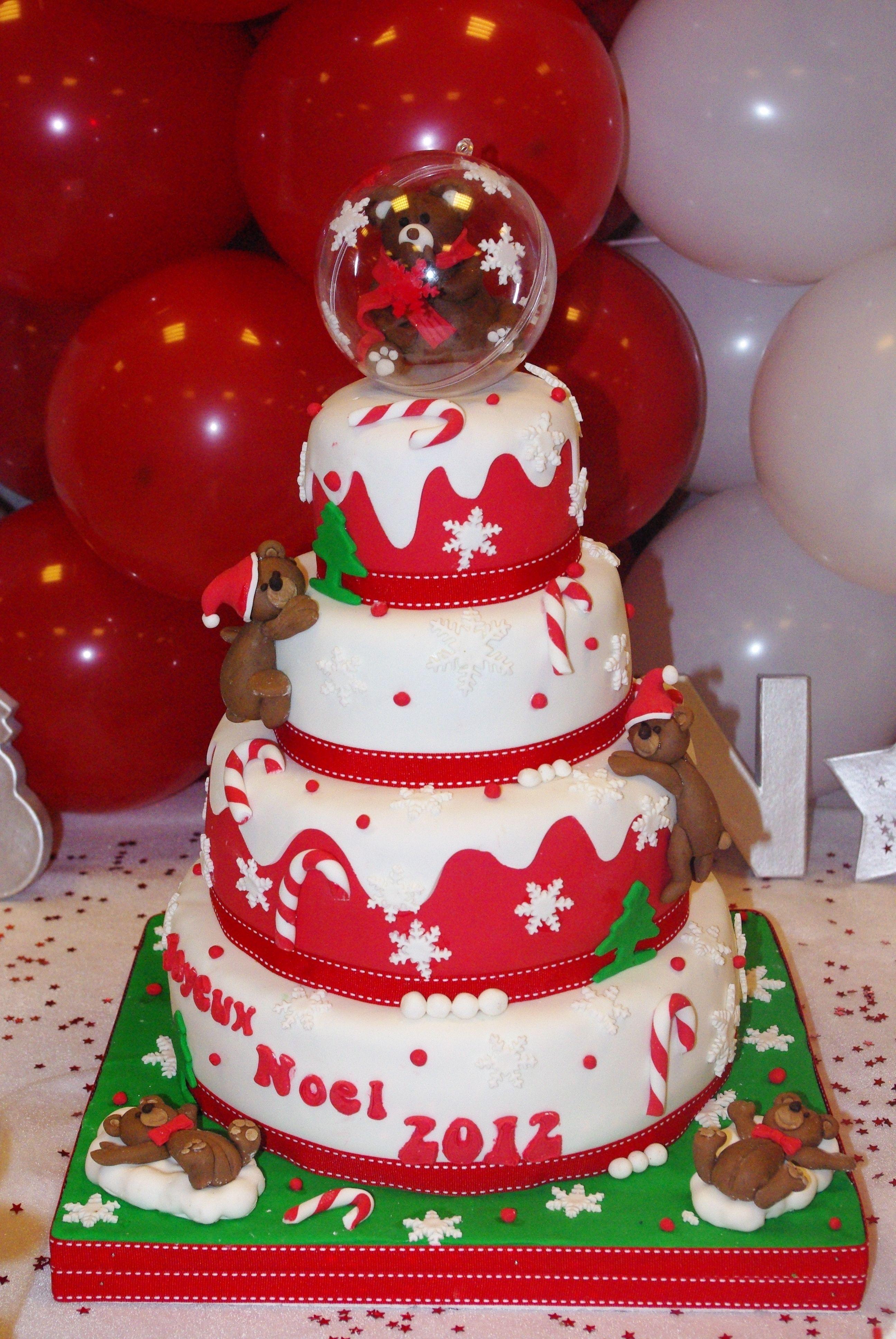 gateau noel recherche google g teau de no l en 2018 pinterest cake christmas et desserts. Black Bedroom Furniture Sets. Home Design Ideas
