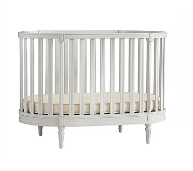 Blythe Oval Toddler Bed Conversion Kit Products Oval