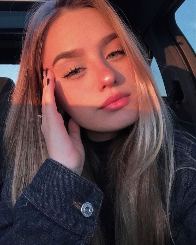Cute selfie picture ideas