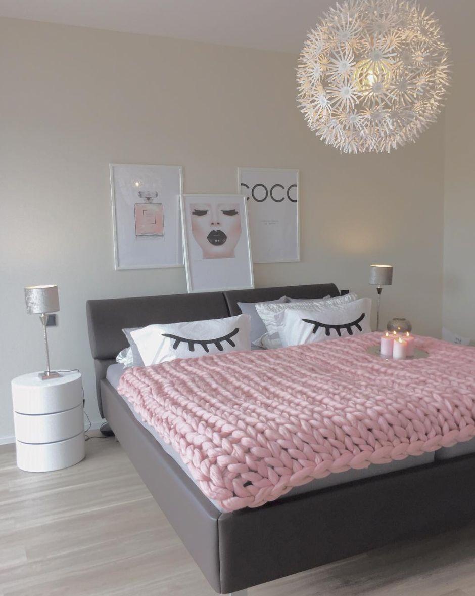 Die Schönsten Schlafzimmerideen Auf Einen Blick   Wohnkonfetti · Nachttisch  RosaSchlafzimmer IdeenSelber ...