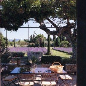Maison Decors Bosc Architectes saint remy de provence luberon mas et bastide decoration design (2)