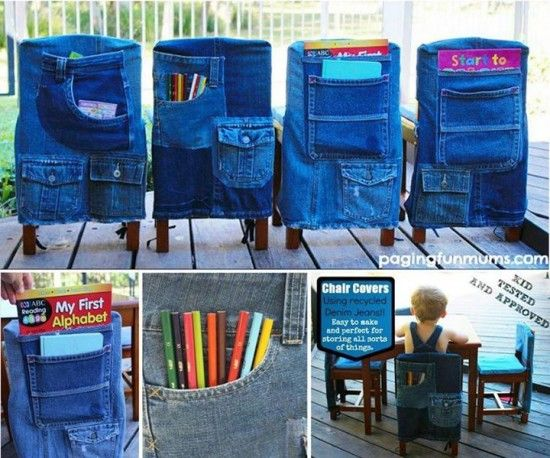Surprising Denim Jean Chair Covers Blue Jean House Ideas Old Theyellowbook Wood Chair Design Ideas Theyellowbookinfo