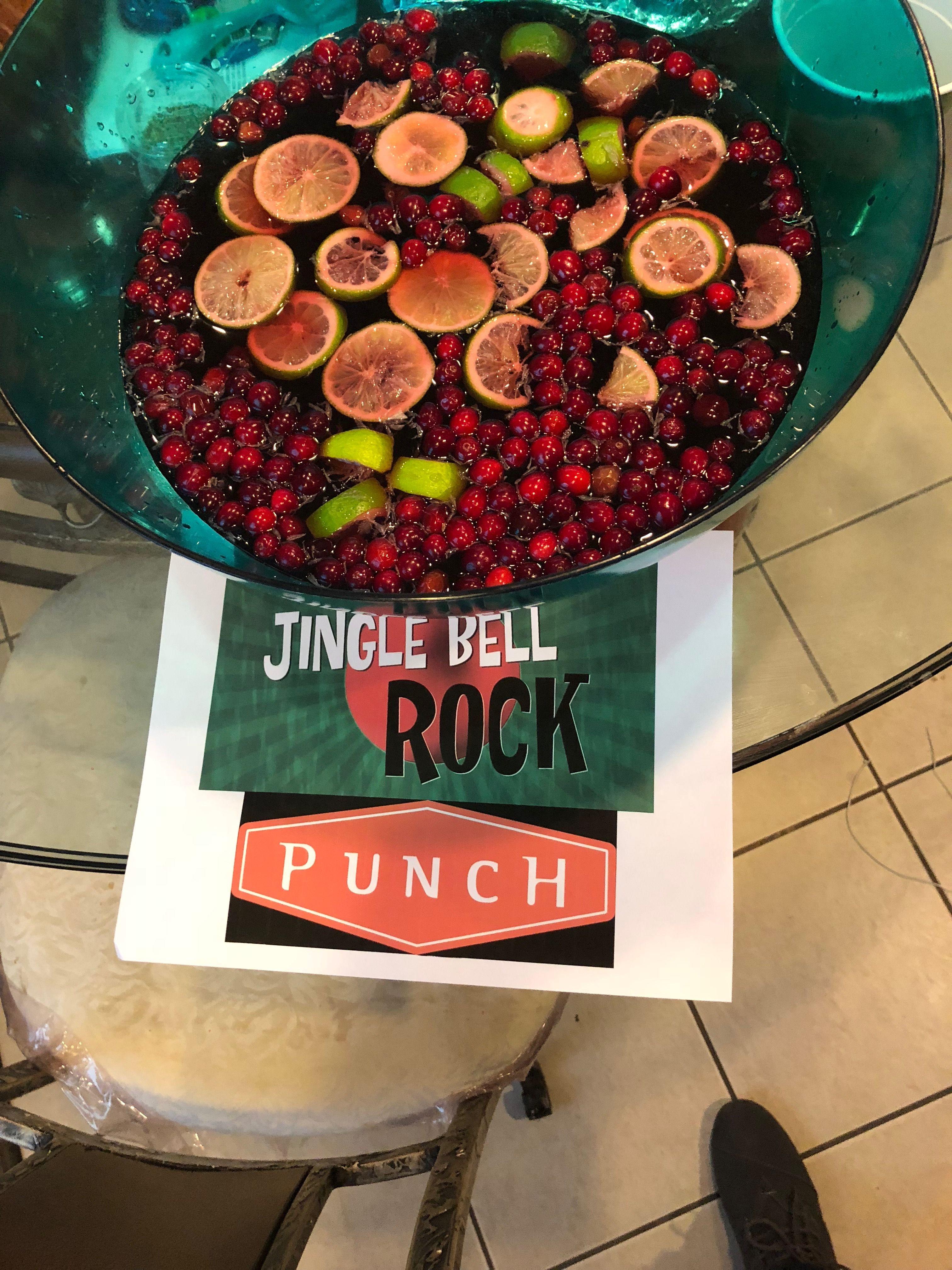 Pin By Tabatha Brown On Drinks Colorful Drinks Jingle Bells Jingle
