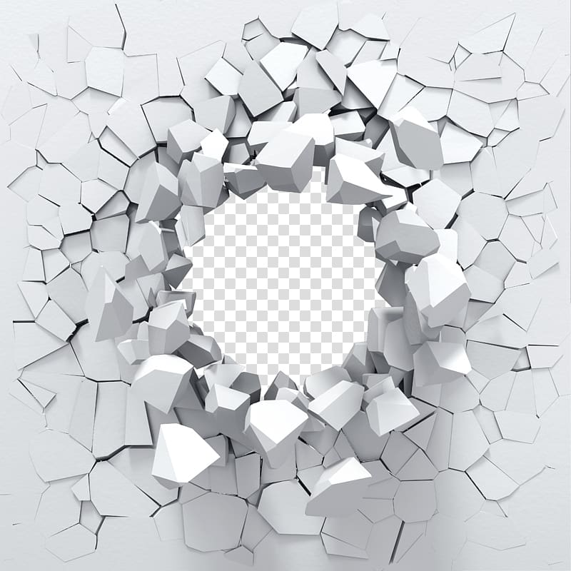 Wall Brick Hollow Brick Wall S White Cracked Wall Transparent Background Png Clipart Cracked Wall Photoshop Backgrounds Backdrops Iphone Background Images