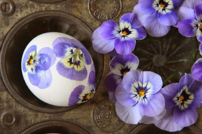 Caught My Eye: Favorite Easter Egg DIYs - Flax & Twine