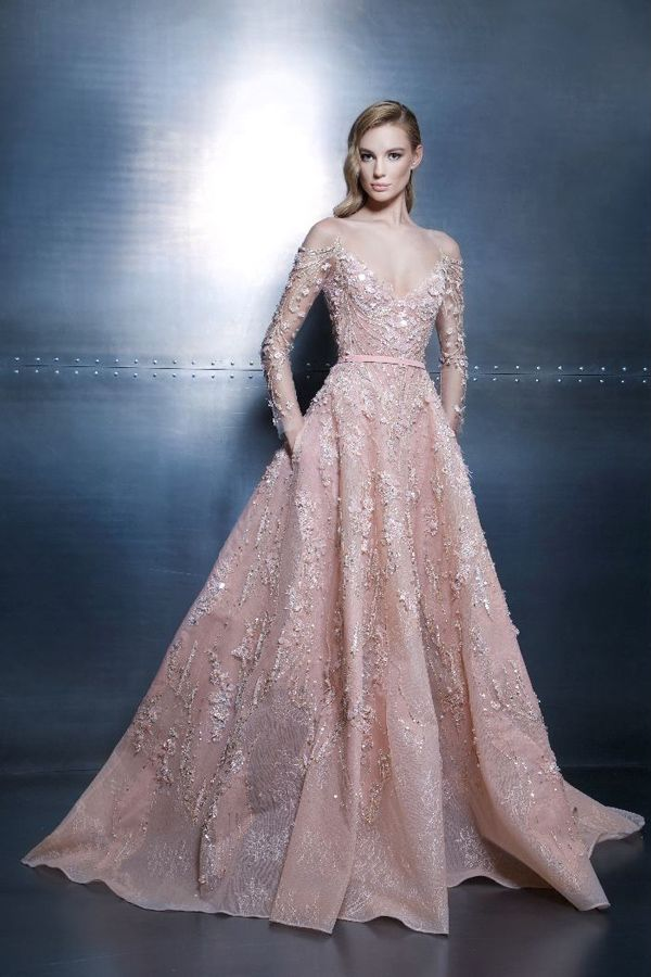 One designer who 39 s haute couture collections we most look for Lebanese wedding dress designers