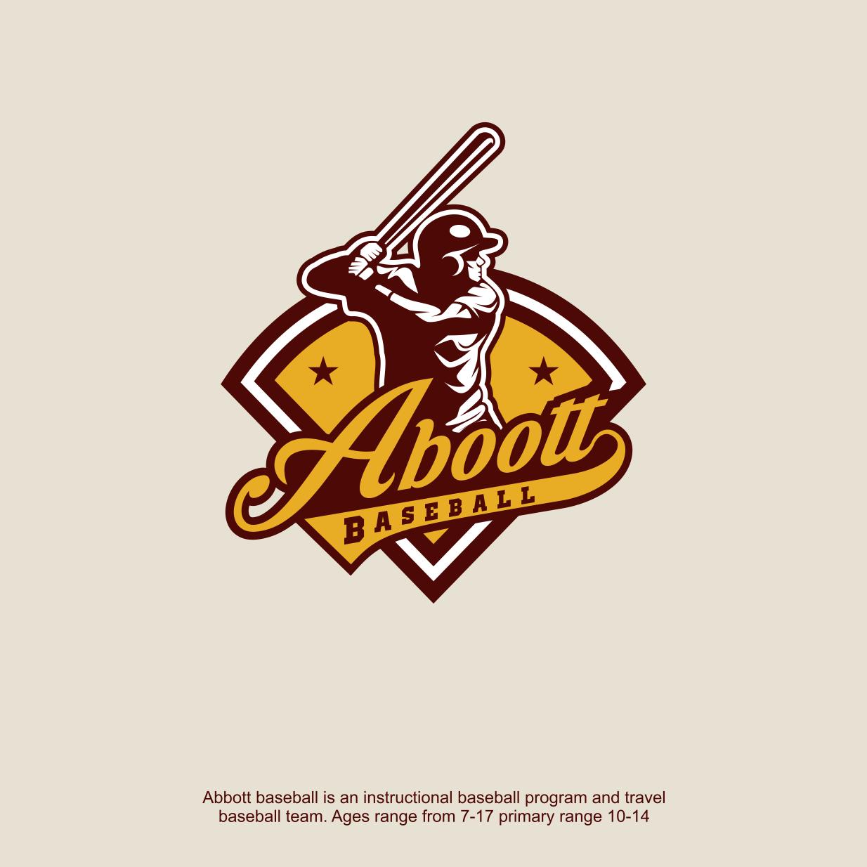 Vintage Baseball Logo 6579 Personal Design Baseball Design Sports Logo Design Vintage Baseball