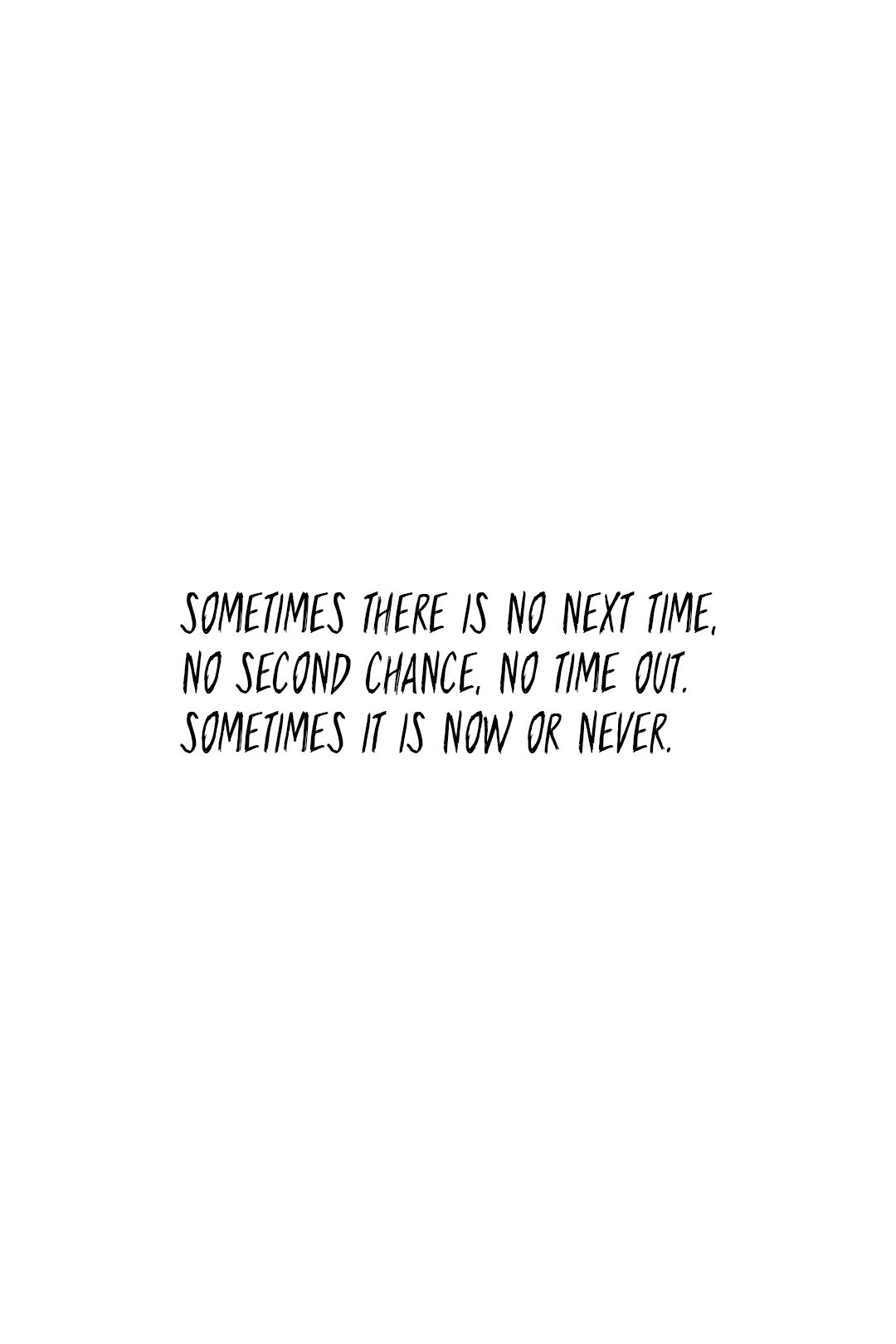 20 Best Chance Quotes Sayings Scattered Quotes Chance Quotes Note To Self Quotes Never Quotes
