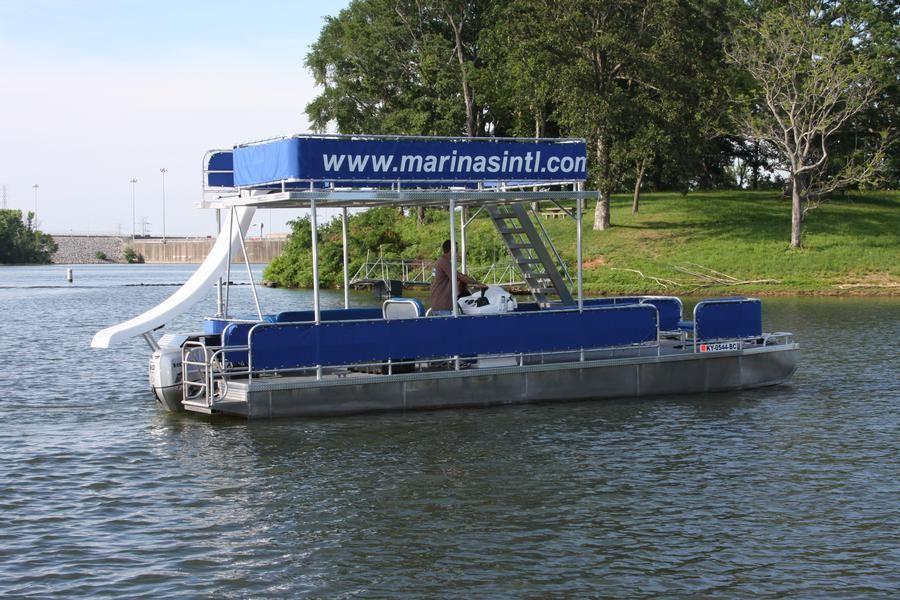 Doubledeckerpontoonboatwithslidemedia2jpg 900600