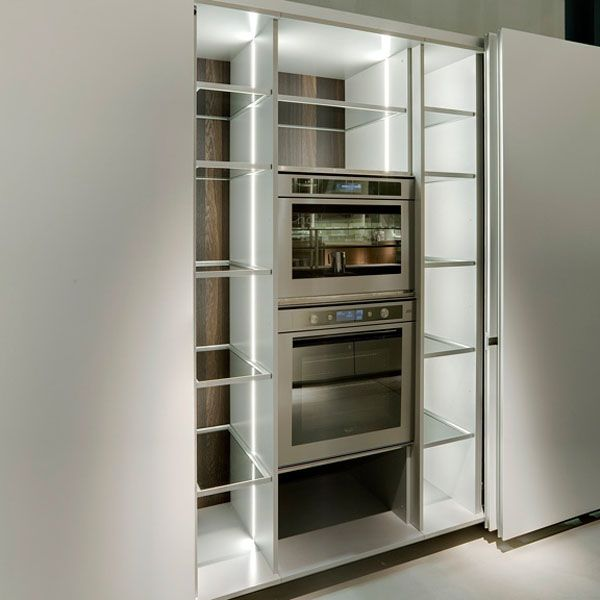 Pop-up Sliding Doors To Hide Kitchen Icon 15 Icon Kitchen