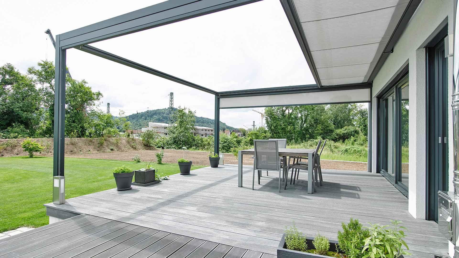 zanker velero 20   Sonnenschutz für Balkon und Terrasse ...