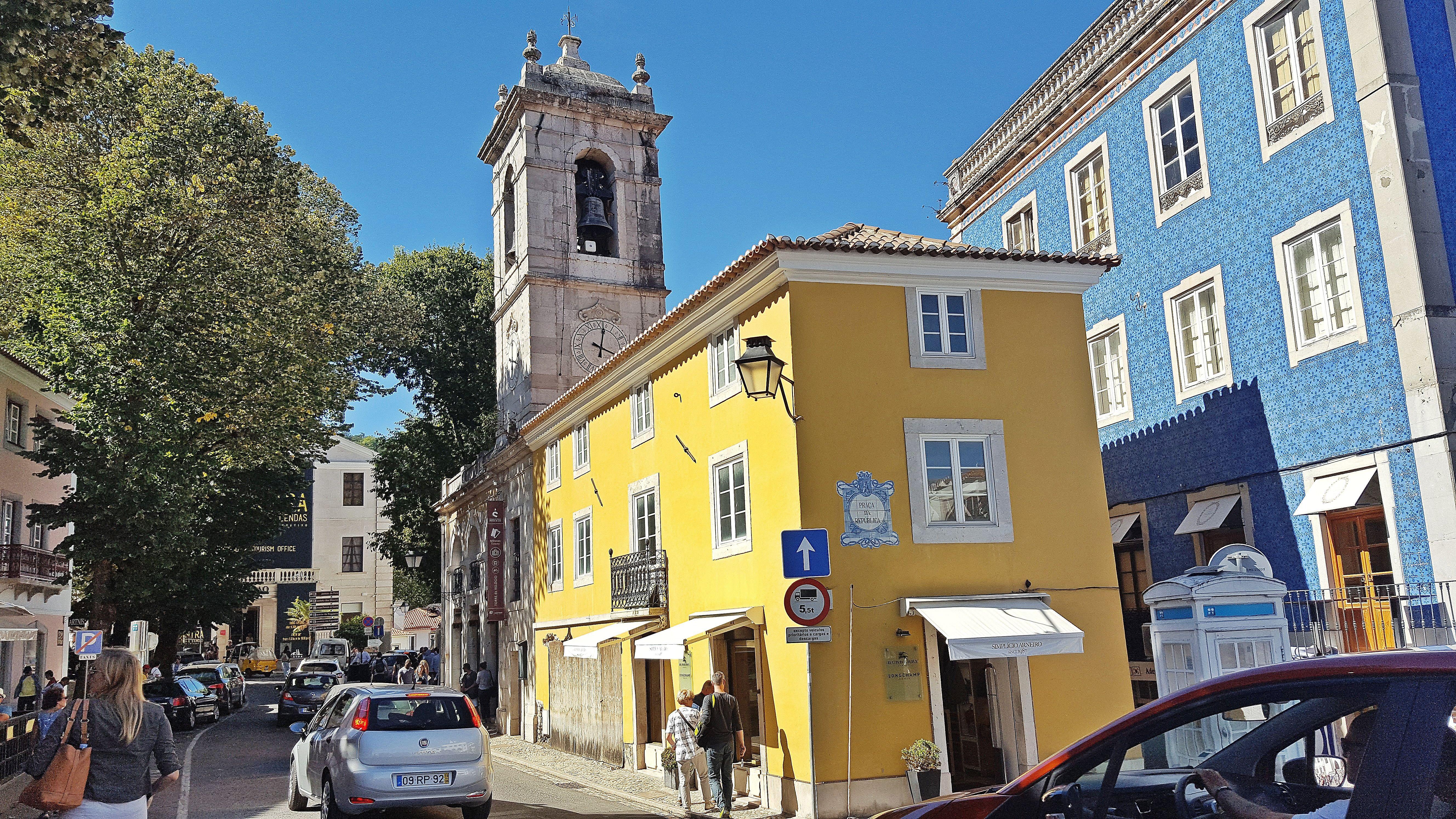 Igreja Paroquial De São Martinho De Sintra
