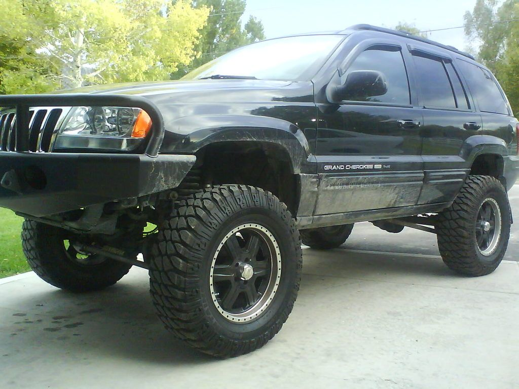 Trail ready wj bumpers for sale 1999 jeep grand cherokee 6inch limited grand cherokee