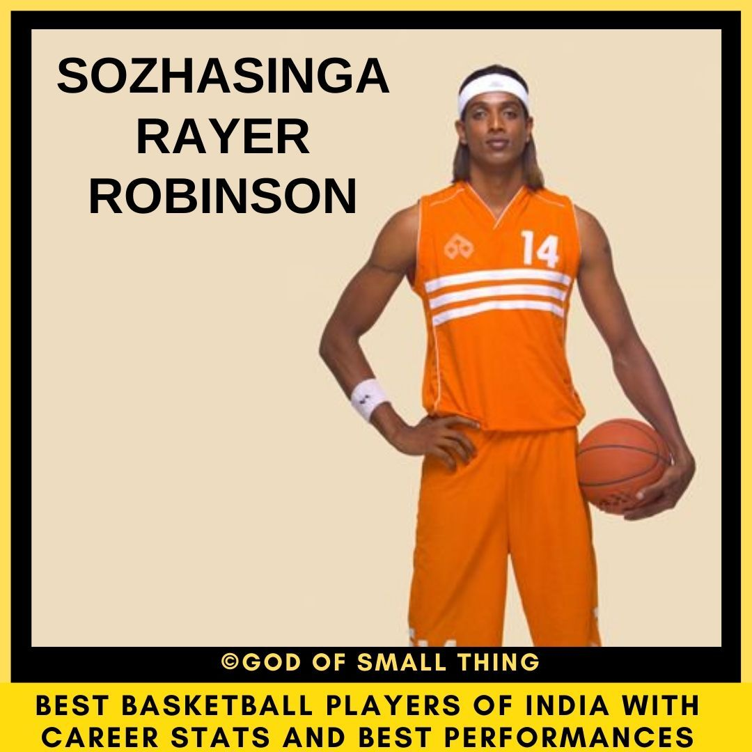 Best Basketball Players Of India Sozhasingarayer Robinson In 2020 Basketball Players Players Basketball