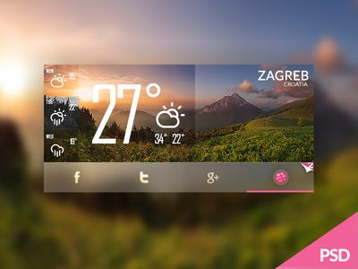 Whereto With Social Notifications Picture Design Interface Design User Interface Design