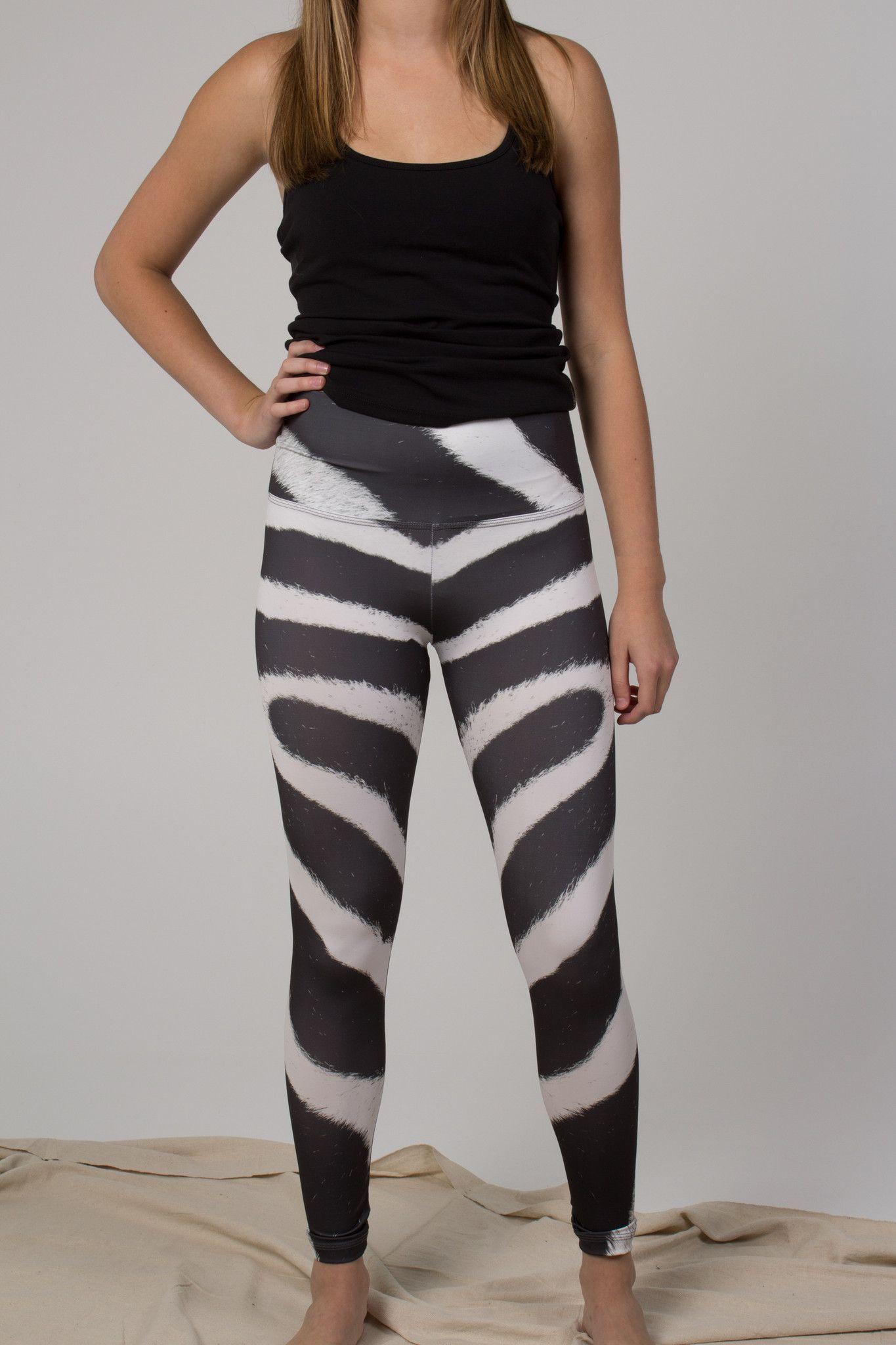 fdebaecbb4f11 Om Shanti Clothing Zebra Legging | Outfits | Zebra leggings, Om ...