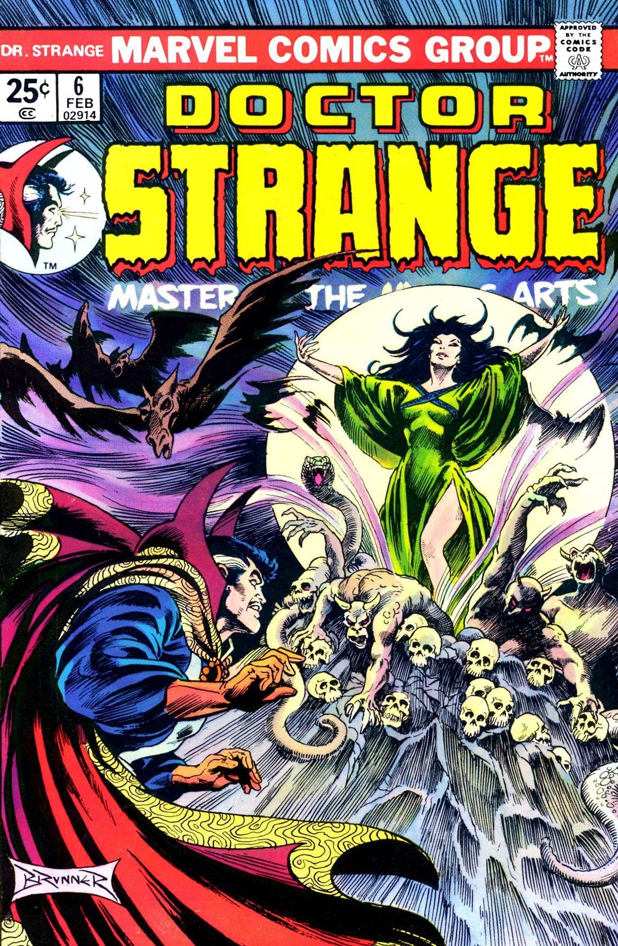 #26 VF//NM 2015 Doctor Strange