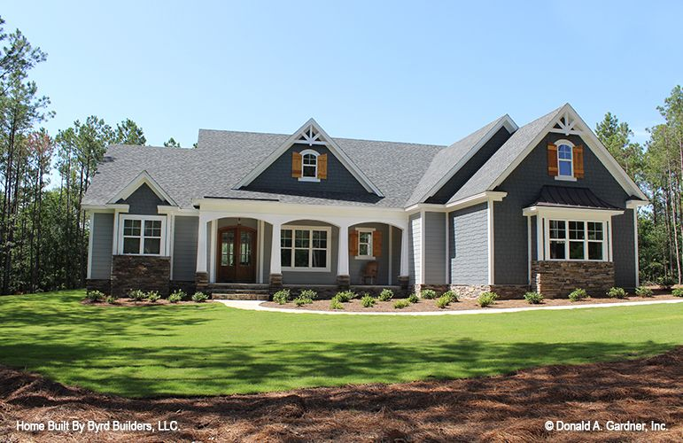 Most Popular House Plans Of 2018 Ranch Style House Plans Craftsman Style House Plans Farmhouse Style House Plans